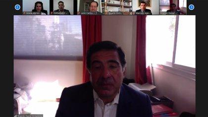 El primer juicio a funcionarios públicos que se reinició por videoconferencia fue a Echegaray