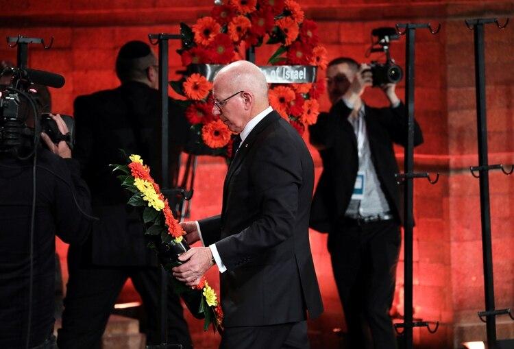 El gobernador general de Australia, David Hurley. Foto: Abir Sultan/ REUTERS