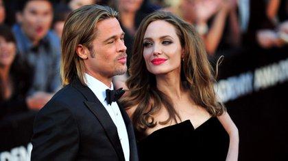 Angelina Jolie le pidió el divorcio a Brad Pitt el pasado septiembre