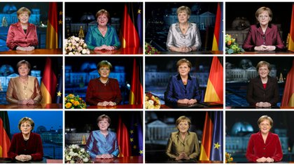 A look back at Angela Merkel's 16-year term as Germany's chancellor
