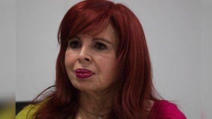 La alcaldesa de Álvaro Obregón, Layda Sansores (Foto: Cuartoscuro)