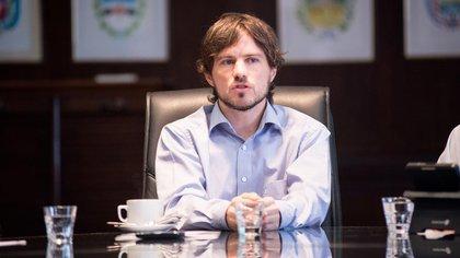 Augusto Costa<br> Secretaría de Comercio 162