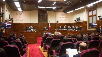 La Corte ha decidido varios casos en favor del INAI en las últimas semanas (Foto: Cuartoscuro)