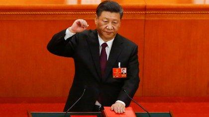 Xi Jinping, presidente de China. Por ley, las empresas chinas están obligadas a espiar para el régimen