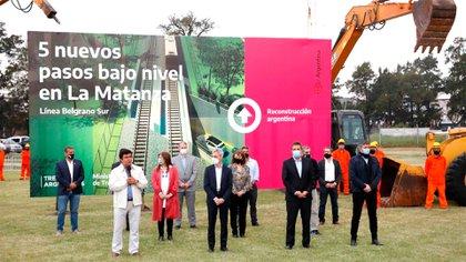 Fernando Espinoza, el intendente de La Matanza, fue uno de los primeros en protestar porque no llegaban al municipio los 1.500 millones prometidos para seguridad. En medio de las quejas, logró obras importantes para su distritos por más de 4.000 millones de pesos.