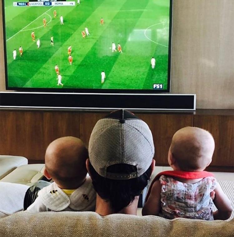 Enrique Iglesias comparte contenido en sus redes sociales en su faceta como padre (Foto: Archivo)