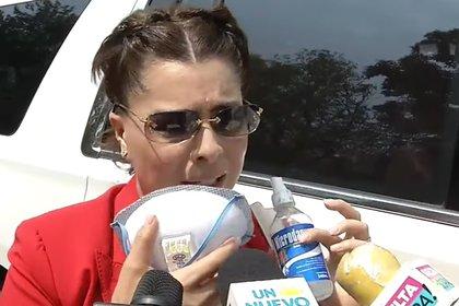 Yadhira Carrillo no ha dejado de visitar a Juan Collado en el Reclusorio (captura de pantalla/ YouTube Ventaneando)