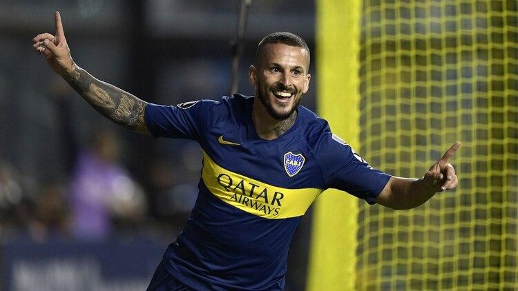 Benedetto habló sobre la Superfinal ante River por la Copa Libertadores 2018 (AFP)