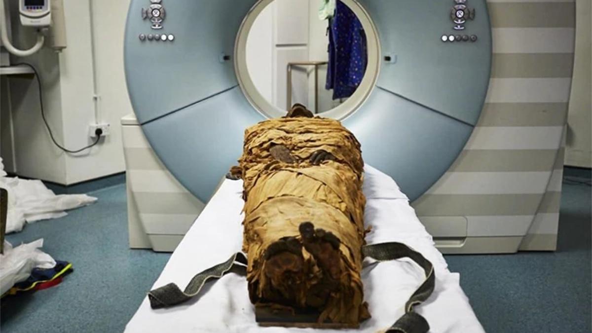 Cómo la ciencia hizo hablar a Nesyamun, una momia egipcia de 3.000 años de antigüedad