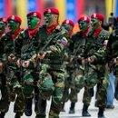 Soldados del Ejército venezolano (AFP)
