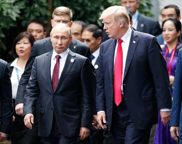 EEUU quiere evitar cualquier amenaza tras la filtración rusa en las elecciones(AP)