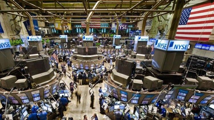 Las acciones argentinas protagonizaron las bajas en Wall Street. (Archivo)