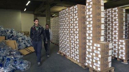 Los sobres vacíos son tenidos en cuenta en las Primarias pero no en las generales(AFP)