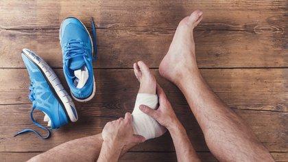 No saber reconocer qué clase de pisada se tiene, deriva en una mala elección de las zapatillas y así llegan las lesiones