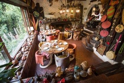 El espacio sólo sirve desayunos y meriendas: está ubicado en el Bosque Peralta Ramos