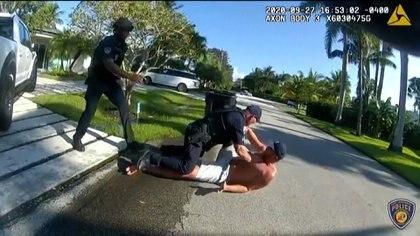 El arresto de Brad Parscale