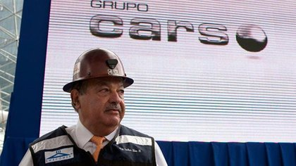 Cayó Ebitda de Grupo Carso 64% en el segundo trimestre