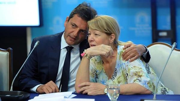 Sergio Massa y Margarita Stolbizer mantienen un vinculo fluido después de compartir político en el 2017