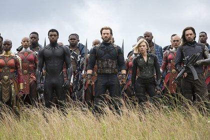 Scarlett actuó recientemente en The Avengers (Los Vengadores)