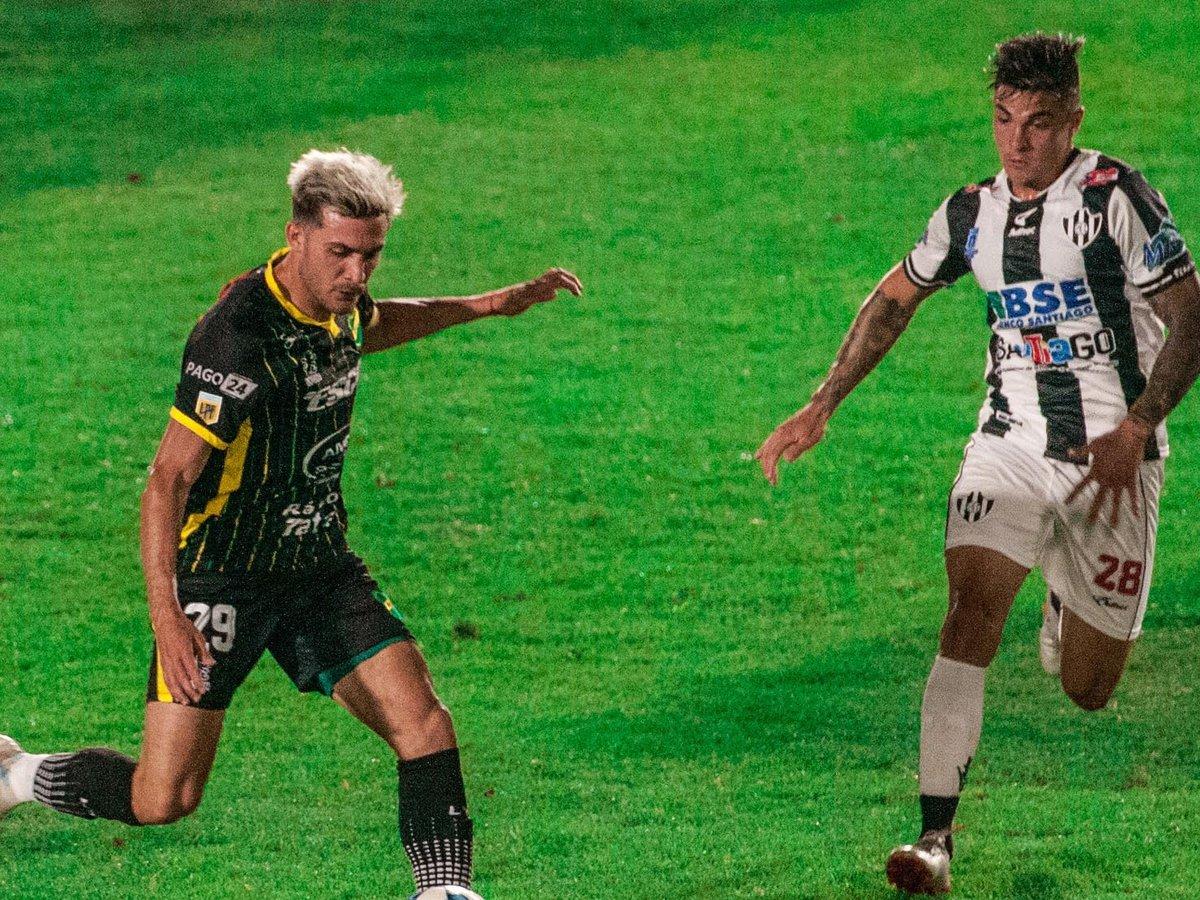 Central Córdoba y Defensa igualaron 2-2 en el cierre de la segunda fecha de  la Copa de la Liga - Infobae