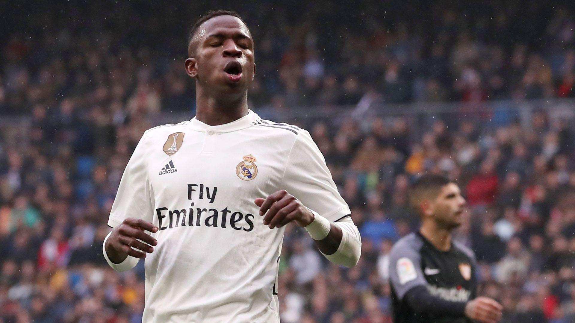 El brasileño Vinicius Junior (Real Madrid) USD 67,5 millones