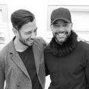 Jwan Yosef y Ricky publicaron esta imagen en sus respectivas cuentas de Instagram