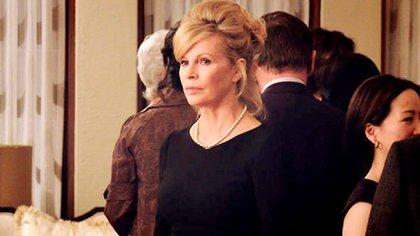 Hoy, la actriz de 67 años se mantiene alejada de los flashes y las alfombras rojas