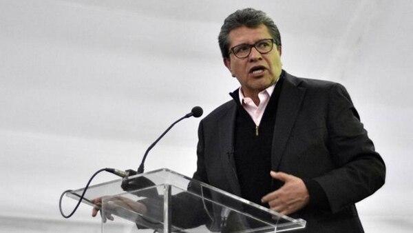 Ricardo Monreal, uno de los más importantes operadores de AMLO