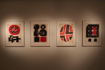 Grabados de Masanari Murai (1905-1999)
