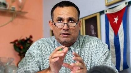 En la imagen, el opositor cubano José Daniel Ferrer. EFE/Alejandro Ernesto/Archivo
