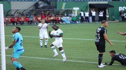 Video | El doblete de Yimmi Chará que tiene a Portland Timbers en cuartos de final de la Concachampions