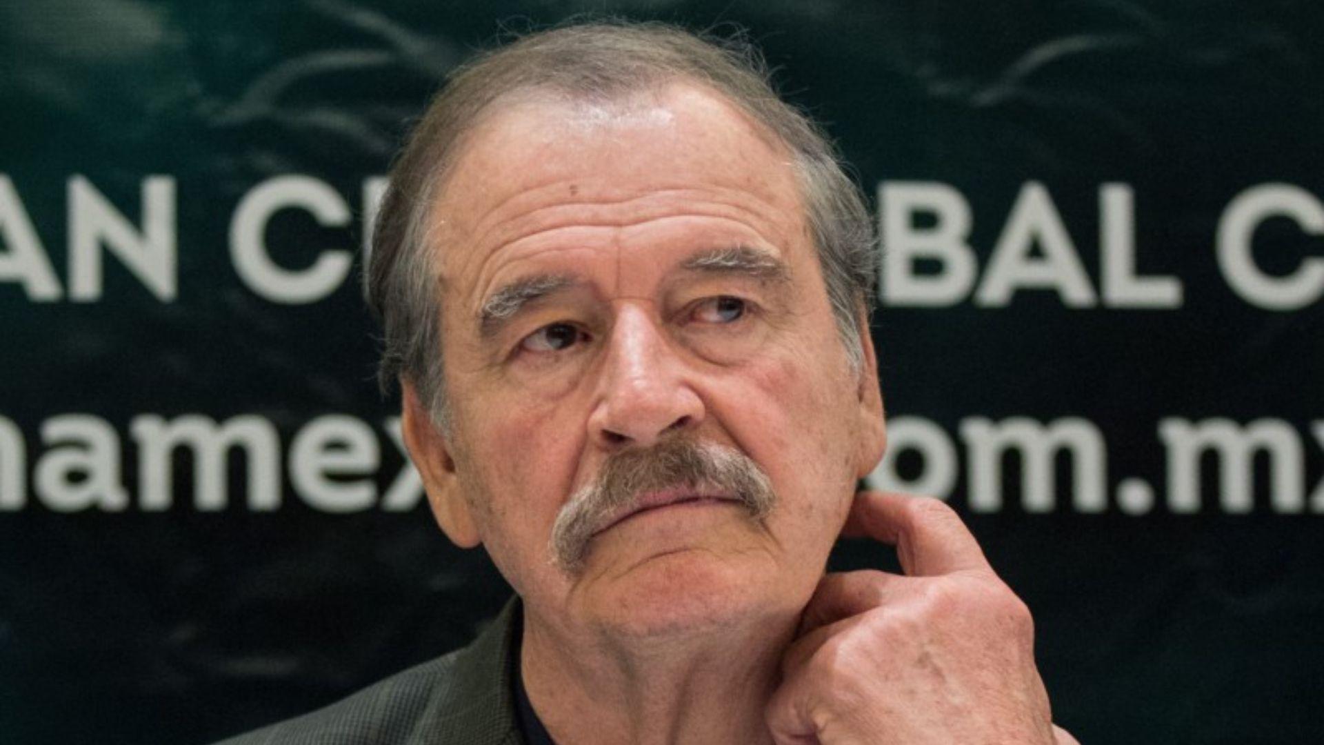 Vicente Fox fue presidnte de México de 2000 a 2006, después de su gestión ha sido señalado por presuntos vínculos con el narcotráfico (Foto: Cuartoscuro)