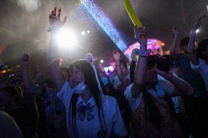 """Masivo festival musical, una señal de retorno a la """"normalidad"""""""