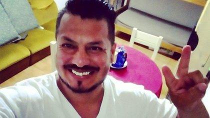 Raúl Velaztiqui Duarte, otro de los testigos de la muerte de Jaitt y amigo de la actriz.