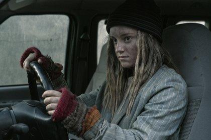 Con Bailey Gavulic, que interpretará a Annie, se sumaun nuevo personaje femeninoen la quinta temporada de la serie de AMC (Foto: Ryan Green/AMC)