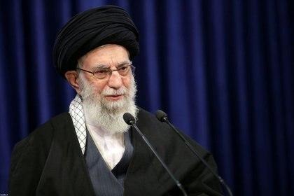 Foto de archivo del líder supremo de Irán, el ayatollah Ali Khamenei (Khamenei/Handout via REUTERS)