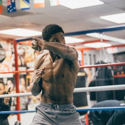 Shakur Stevenson, la joya del boxeo norteamericano (Foto: Instagram/shakurstevenso)