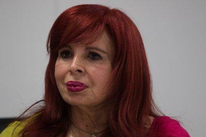 La candidata de Morena a gobernadora de Campeche, Layda Sansores, es exmilitante ni más ni menos que del PRI, el PRD, el MC y el Partido del Trabajo (PT). (FOTO: GRACIELA LÓPEZ /CUARTOSCURO)