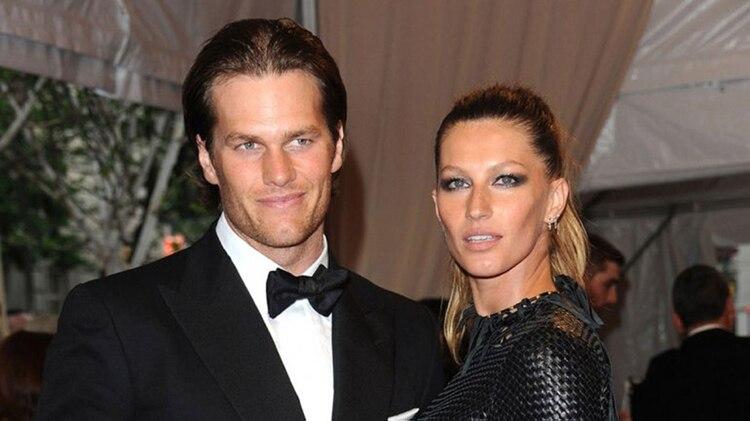 Gisele Bündchen y Tom Brady han fortalecido su relación (AP)