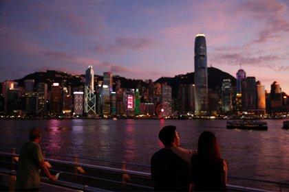 Hong Kong. Foto: REUTERS/Tyrone Siu