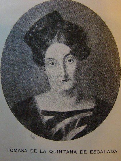 Tomasa de la Quintana, la suegra de San Martín, tuvo una mala relación con el Libertador