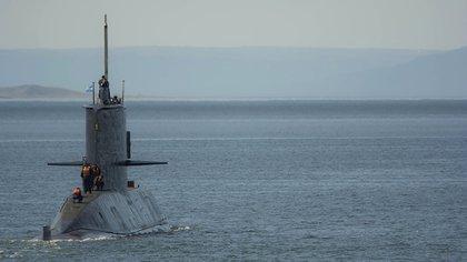 Submarino ARA San Juan (Sergio Galiñanes (ObturArte))
