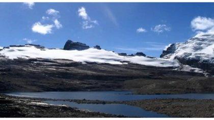 Sierra nevada de El Cocuy.
