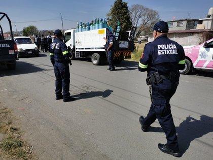Diversos robos se han registrado en Puebla, Estado de México y la capital del país (Foto: Facebook@Alberto Mondragon Torres)