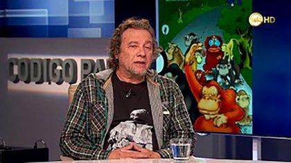 Roy Berocay, el autor de cuentos infantiles uruguayo que con su personaje le dio luz a los últimos meses de Adrián