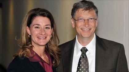 Melinda y Bill Gates  (Foto: Archivo)