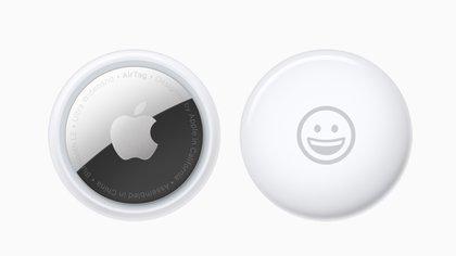 Así son los Air Tags de Apple para rastrear objetos perdidos