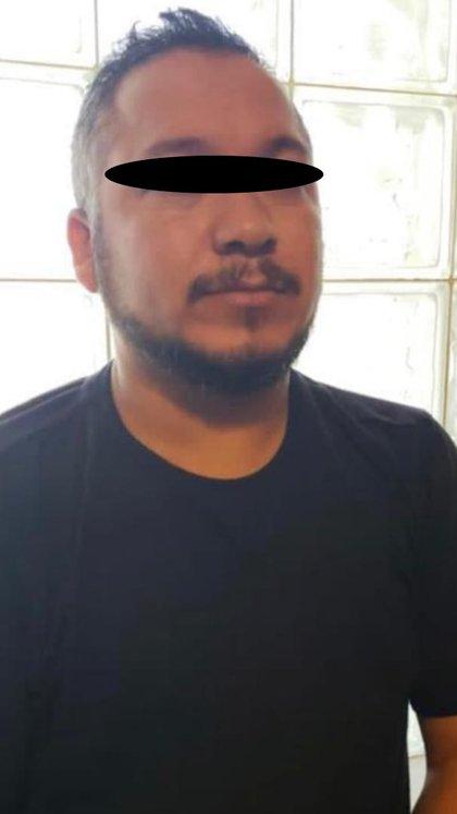 Evaristo Cruz, alias el Vaquero, fue detenido este martes por elementos del Ejército