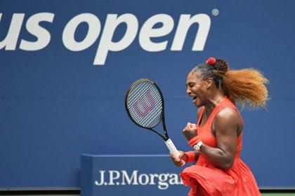 Serena Williams avanzó a las semifinales del US Open (Credit: Danielle Parhizkaran-USA TODAY Sports)