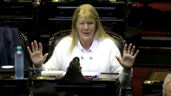 Stolbizer pedirá el desafuero de Cristina Kirchner (NA)
